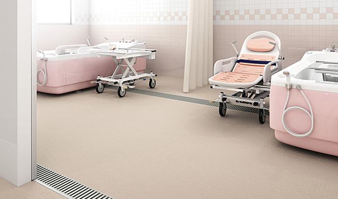 浴室用床シート バスナフローレ・バスナアルティ