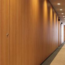 オフィス廊下壁